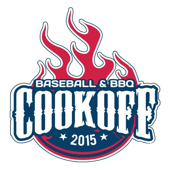 Baseball & BBQ Cook-Off Logo